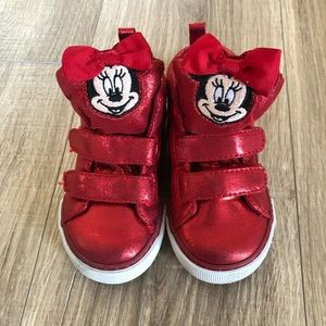 Gap Disney Minnie Mouse Sneakers